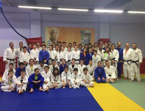 Visita Judo Club Soumoulou
