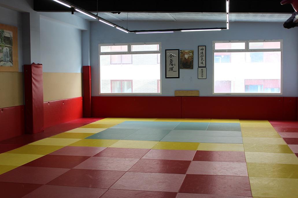 aikido cdalgar gimnasio elche