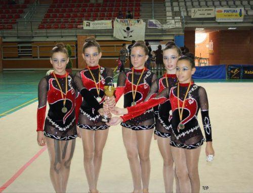 Campeonato provincial en Jávea