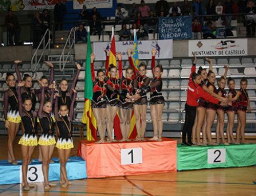 Campeonato autonómico en Castellón