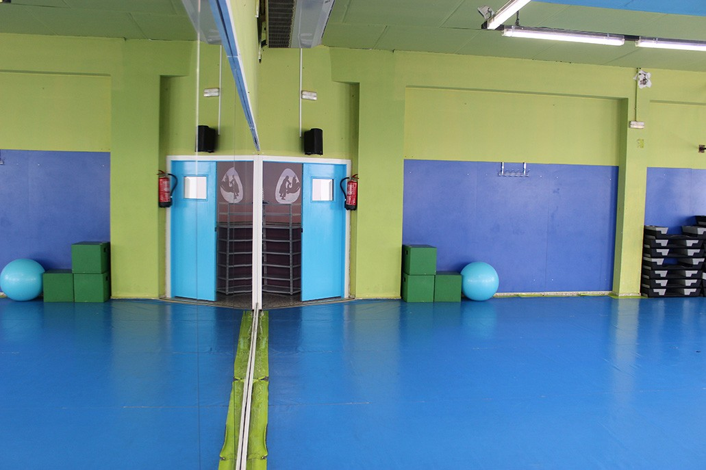 clase body pump gimnasio cdalgar elche